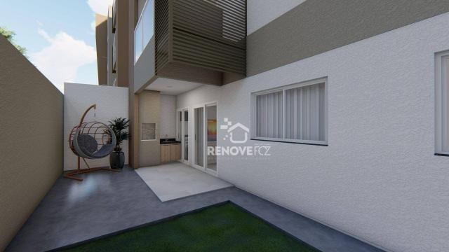 Apartamento com 2 dormitórios à venda, 64 m² - Centro - Foz do Iguaçu/PR - Foto 5