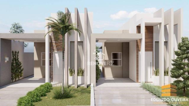 Casa com 2 dormitórios à venda, 69 m² por R$ 310.000,00 - Loteamento Florata - Foz do Igua - Foto 14