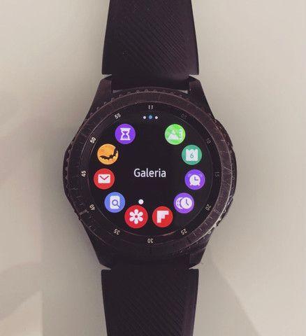 Relógio Samsung - smartwatch gear s3 frontier - Foto 2