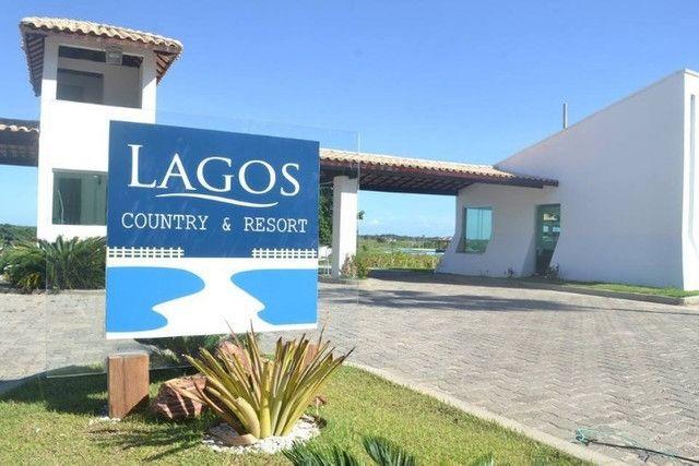 Vendo Lote com 918 m2 Empreendimento Lagos Resort em Cascavel - Foto 7