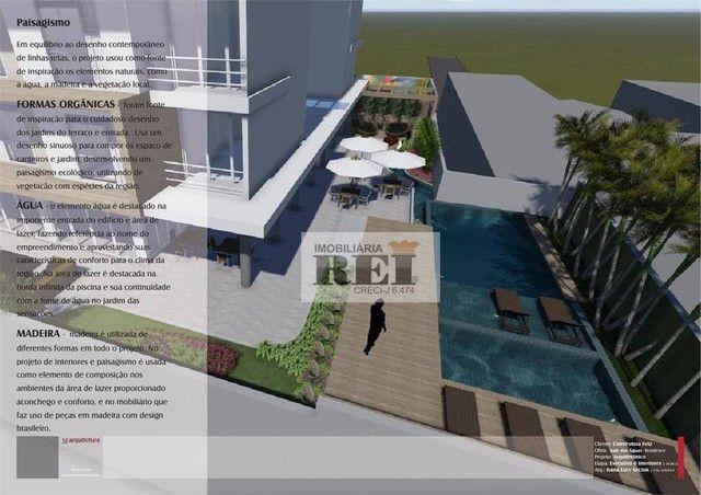 Apartamento com 4 dormitórios à venda, 226 m² por R$ 1.893.000 - Setor Central - Rio Verde - Foto 10