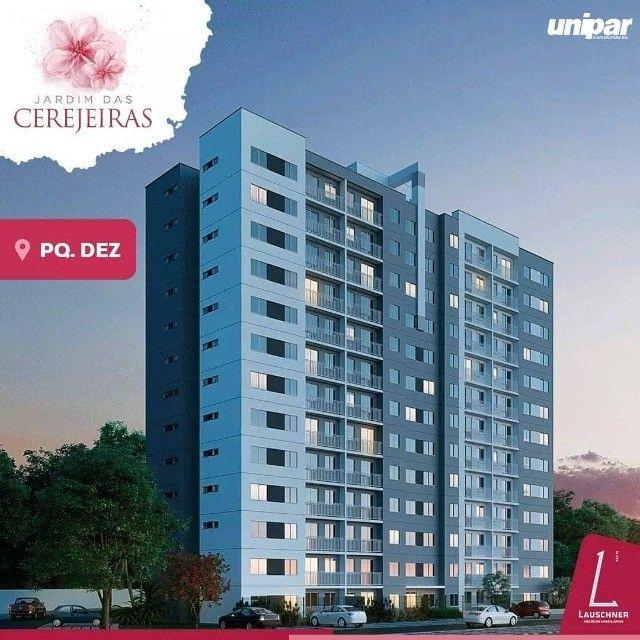 LP/ Mude-se ano que vem - Jardim das Cerejeiras - 2 e 3 quartos no Parque Dez - Foto 10