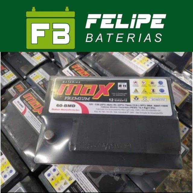 Baterias De Carro 45Ah Á 150AH Em Promoção!* - Foto 2