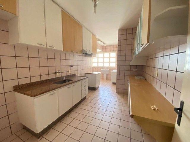 Apartamento com 3 dormitórios para alugar, 120 m² por R$ 1.150,00/mês - Centro - Uberaba/M - Foto 7
