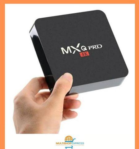 Tv Box Android 4k 64gb - 4gb Ram - Wifi 5g Hdmi Pro - Foto 5