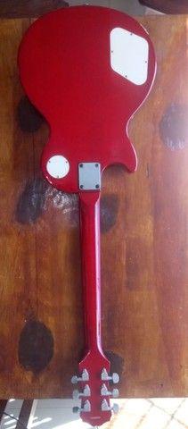 Guitarra Epiphone Lês Paul LP 100 Heritage Cherryburst Hs - Foto 2