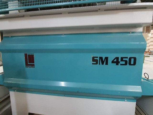 New Splitter Modelo SM450