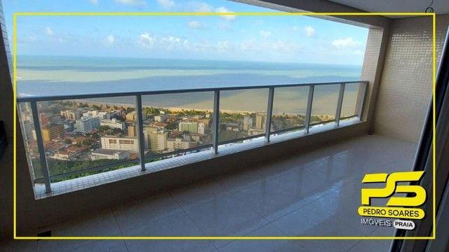Apartamento com 4 dormitórios para alugar, 223 m² por R$ 7.100/mês - Altiplano - João Pess - Foto 2