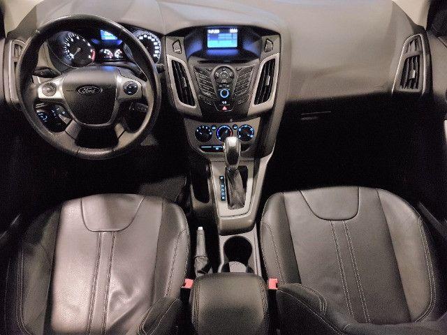 Ford Focus Se Plus 1.6 Hatch Automático - Impecável - Foto 4