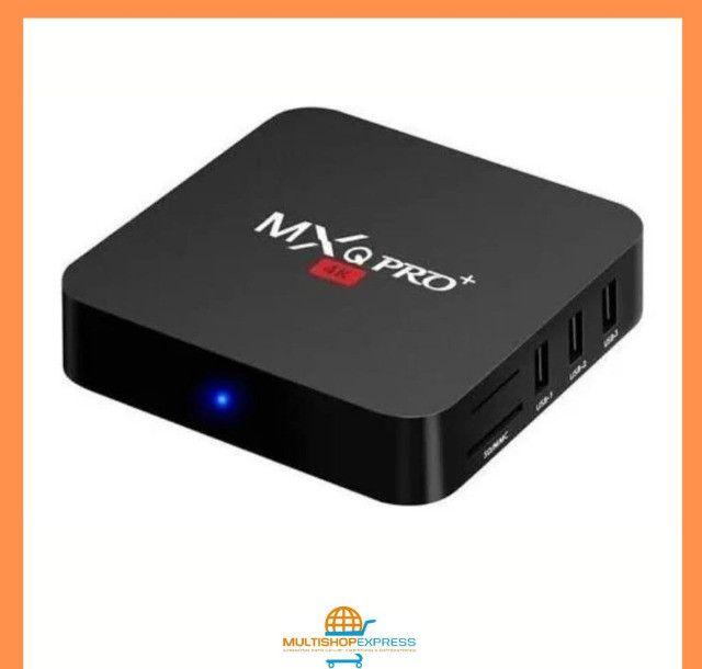 Tv Box Android 4k 64gb - 4gb Ram - Wifi 5g Hdmi Pro - Foto 2