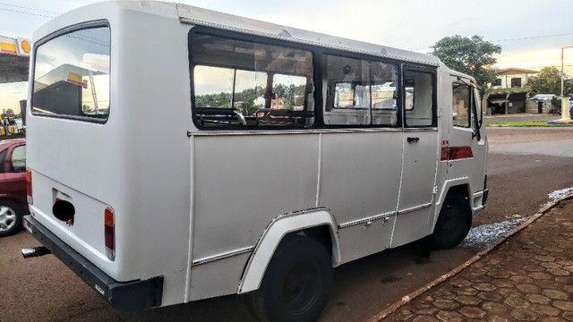 Micro ônibus Agrale 1600 D - Foto 4