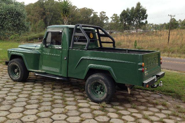 FORD F-75 RURAL PICK-UP ANTIGUIDADE JEEP</H3><P CLASS= TEXT DETAIL-SPECIFIC MT5PX > 99.999 KM | CÂMB