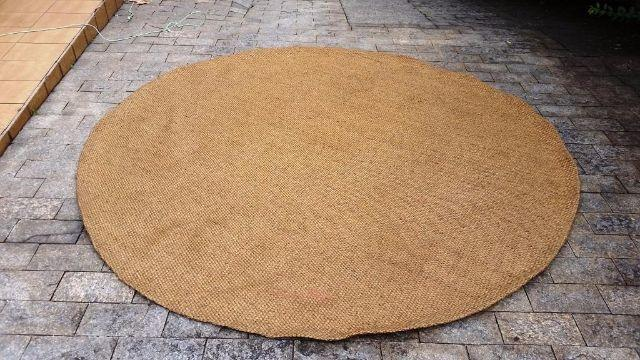 tapete de sisal fibra natural