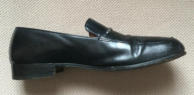 402fc71f5b072 Sapato Salvatore Ferragamo Couro Preto 42 Usado - Roupas e calçados ...