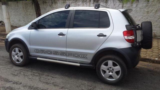 Vendo ou Troco se em Fiat Strada - Crossfox 1.6 Bem conservado