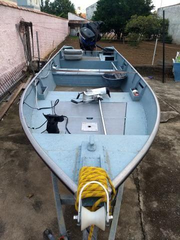 Barco Alumínio Karib 500