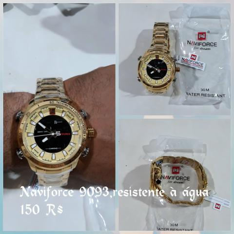 Relógios diversos estilos e modelos