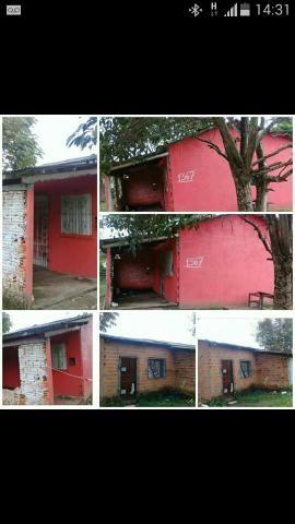 Vendo uma casa no Brasil novo