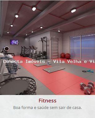 Apartamento para venda em vitória, barro vermelho, 2 dormitórios, 1 suíte, 2 banheiros, 1  - Foto 11
