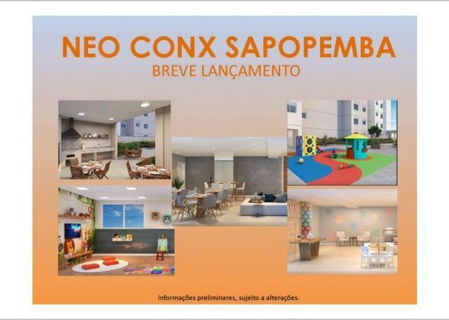 Lançamento 02 Dormitórios Avenida Sapopemba Minha Casa Minha Vida - Foto 8