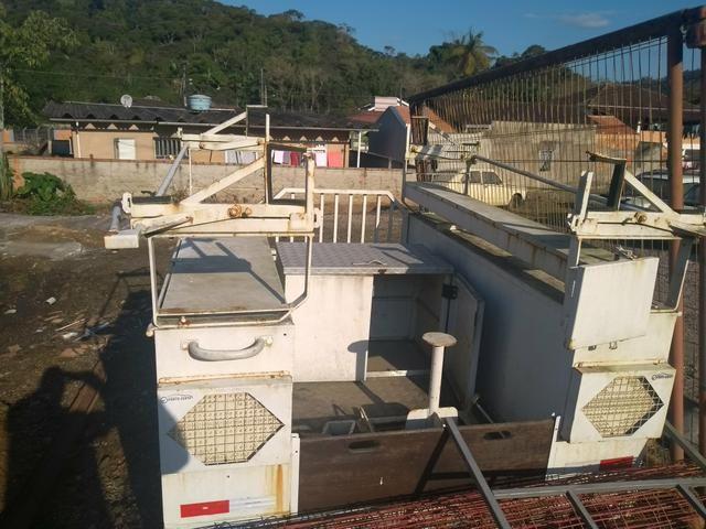 Carroceria para caminhonete manutenção energia - Foto 2
