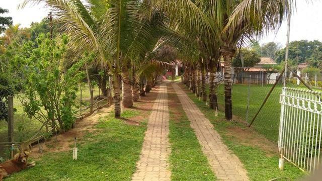 Chácara c/ fundo para o Rio Jaguari em Cosmópolis-SP. (CH0025) - Foto 2