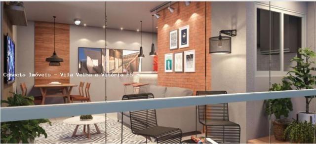Apartamento para venda em vitória, barro vermelho, 2 dormitórios, 1 suíte, 2 banheiros, 1  - Foto 3