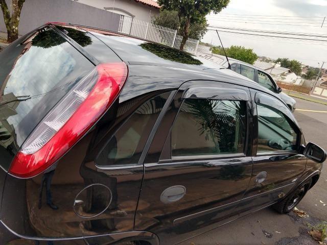 Gm - Chevrolet Corsa hatc joy 1.0 flex abaixo da fipe 2007 - Foto 2