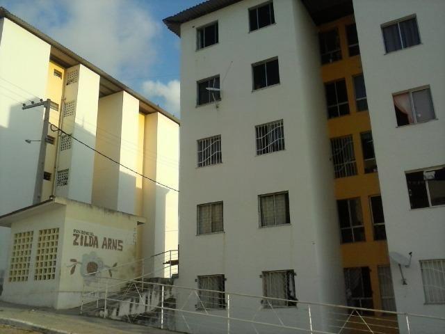 Apartamento 2/4 no condominio zilda arns bairro cidade nova