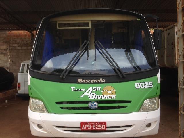 Microônibus 2007 ar