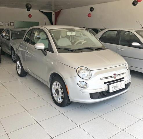 Fiat 500 2012/2013 Cult 1.4 2P Automatizado - Foto 2