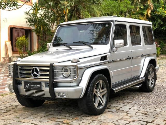 Mercedes-benz G-55 Kompressor AMG - 2010 - Blindada BSS