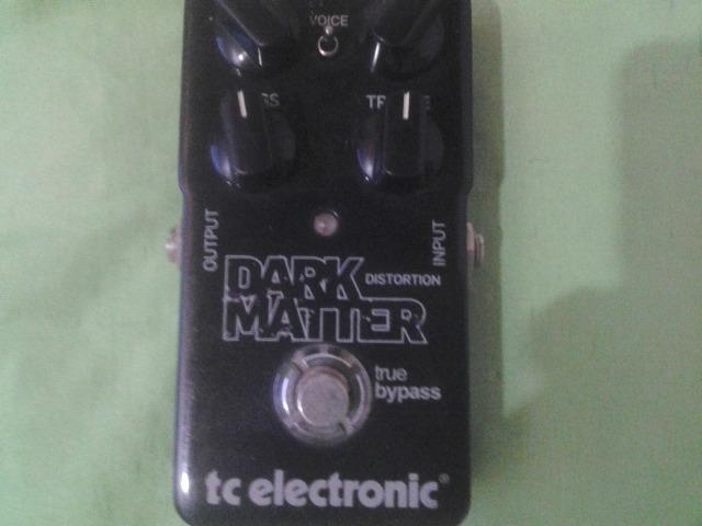 Tc eletronic dark matter novo