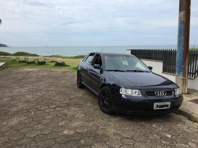 Audi a3 1.6 nacional, ano 2000, completo!!!