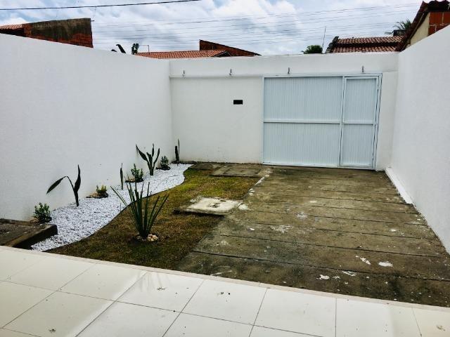 Documentação Inclusa: 2 quartos, 2 wcs, garagem, sala, coz americana, quintal, área serviç - Foto 16