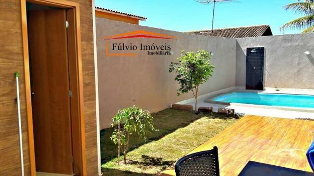 Oportunidade! Taguaparque! 03 quartos, piscina aquecida, churrasqueira, fogão à lenha - Foto 10