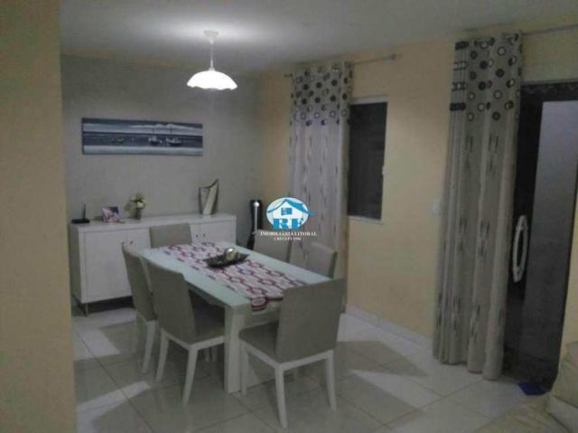 Casa de condomínio à venda com 3 dormitórios em Arembepe, Arembepe (camaçari) cod:25 - Foto 6