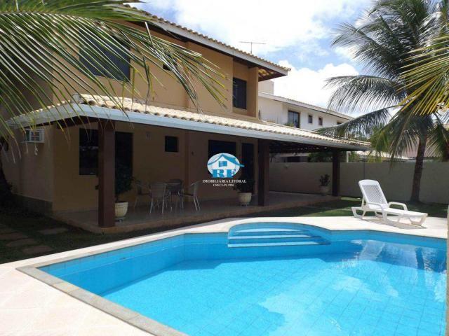 Casa de condomínio à venda com 4 dormitórios em Guarajuba, Guarajuba (camaçari) cod:33 - Foto 2