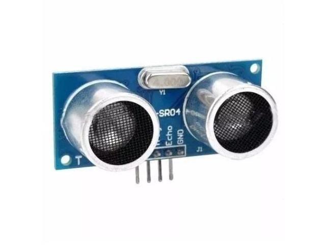 COD-AM11 Sensor Ultrassônico Hc-sr04 Hc Sr04 Arduino Pic Raspberry