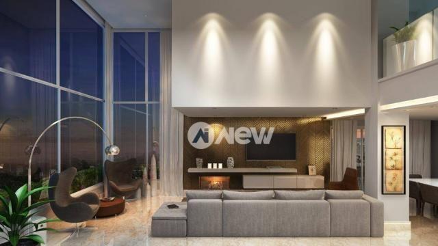 Apartamento com 3 dormitórios à venda, 256 m² por r$ 2.387.900,00 - mauá - novo hamburgo/r - Foto 3
