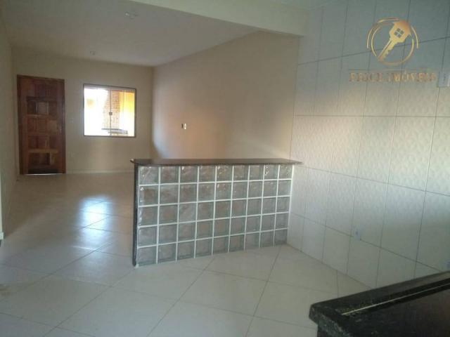 CA2001 Casa com 2 dorm à venda, por R$ 160.000 - Piscina Unamar - Cabo Frio/RJ - Foto 8