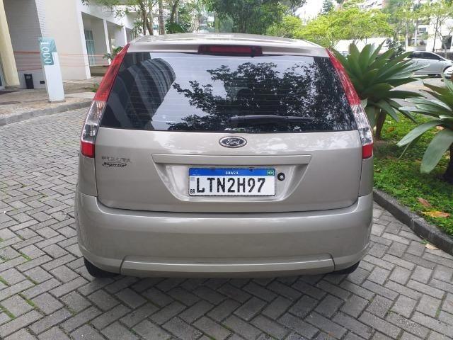 Fiesta 2009 - Veículo Novo, 51.900 rodados - R$ 16.500,00 - Foto 7