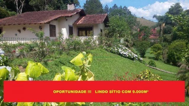 Sítio rural à venda, Pessegueiros, Teresópolis.