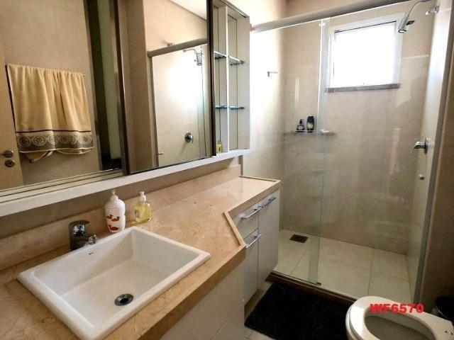 Bossa nova, apartamento no Meireles, 5 suítes, 5 vagas de garagem, 400m², vista mar - Foto 12
