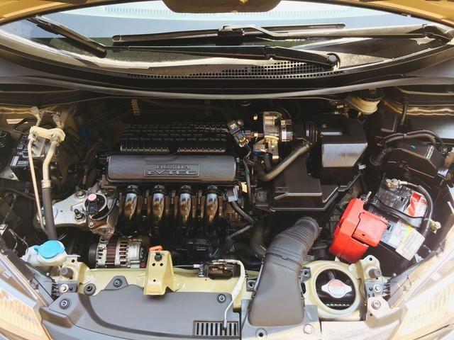 Honda Fit automático com couro e multimedia, ún.dona com 60 mil km!!!! - Foto 15