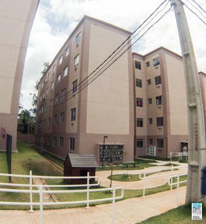 2/4  | Caji | Apartamento  para Alugar | 41m² - Cod: 8201