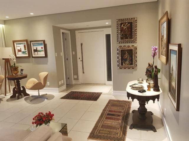 Apartamento Grenville Lumno 4 Suítes 225m2 Alto Decorado Nascente linda vista mar - Foto 11