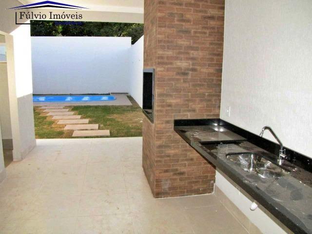 Maravilhosa!! Condomínio vazado para Estrutural 03 quartos, churrasqueira e piscina - Foto 16