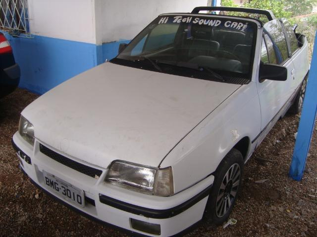 Kadett Conversivel GSI 1993 Branco - Foto 5