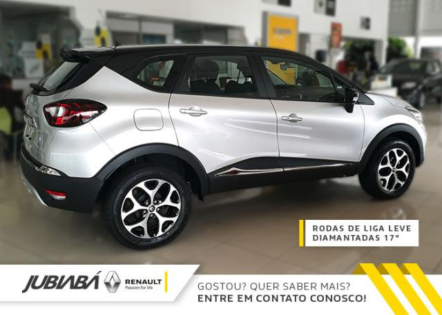CAPTUR Intense 1.6 16V Flex 5p Aut. - Foto 2